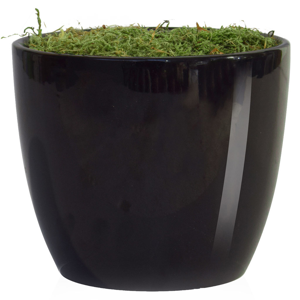 V-Pot N-Ceramic Black 11cm