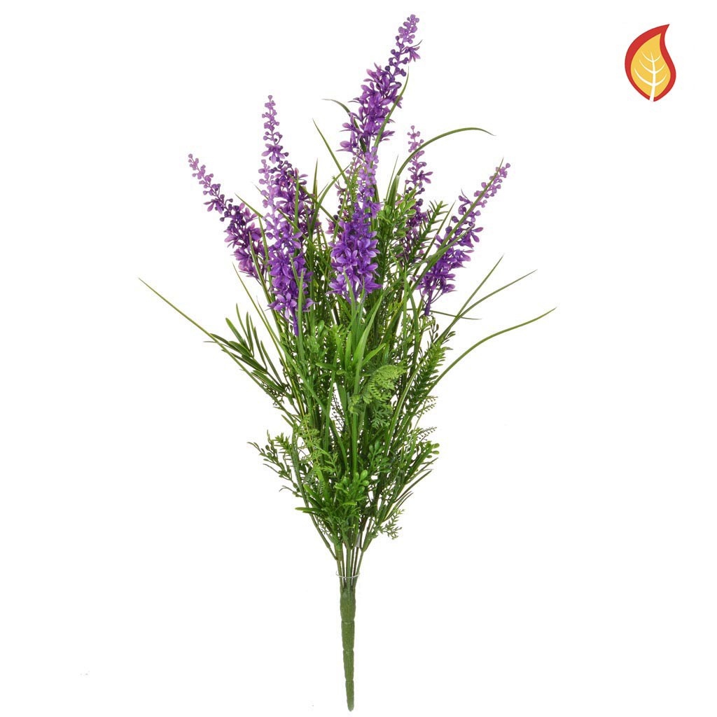 Grass Mix with Purple FY 44cm FR
