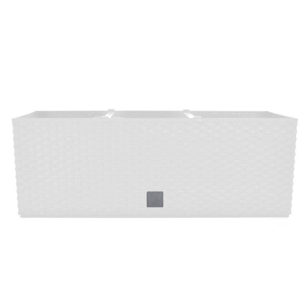 V-Pot Rato Trough white P 19x51x18cm