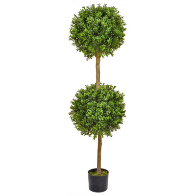Topiary Buxus Double Ball Tree BA 150cm