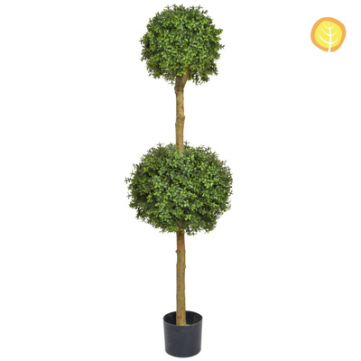 Topiary Buxus Double Ball Tree PR 150cm UV