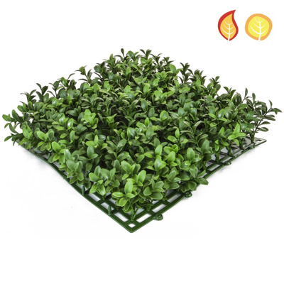 Topiary Mat Bux Top 25x25cm Sq FR UV