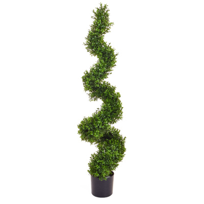 Topiary New Buxus Spiral B 120cm