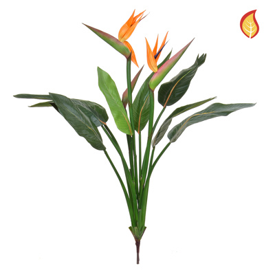 Plants Flowering Tropical Bird 103cm FR