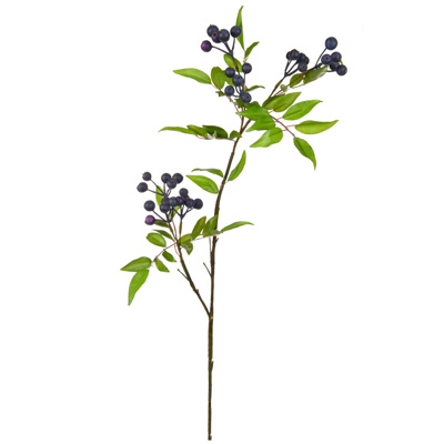 Foliage Berry Spray 91cm