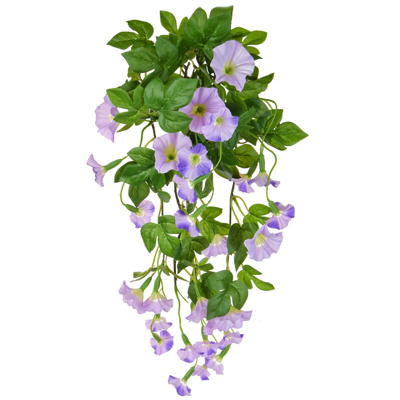 Plants Flowering Petunia Bush B Pur 55cm