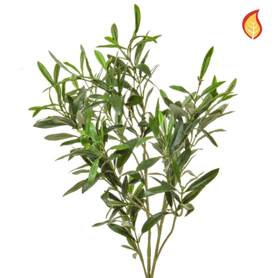 Foliage Olive Spray FR 90cm DB