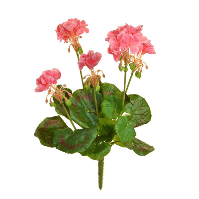 Plants Flowering Geranium PI Pink 35cm