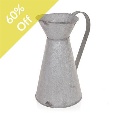 V-Pot Lead TOBS Chartwell Tall Jug 27cm