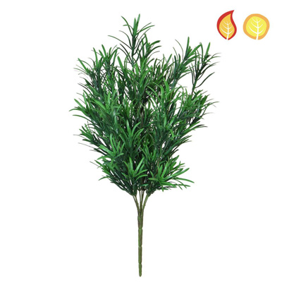 Plants Base Podocarpus Green PI 42cm FR UV