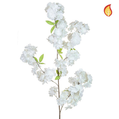 Foliage Cherry White PI 100cm FR