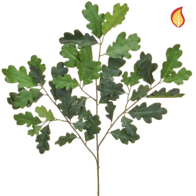 Foliage New Oak Green No Fruit 68cm FR