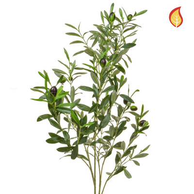 Foliage Olive With Fruit FR 109cm DB