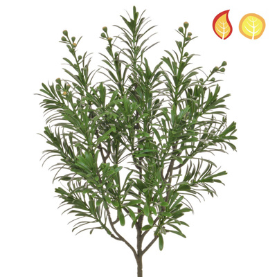 Foliage Artemisia Green 45cm FR UV