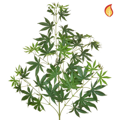 Foliage Maple Green 70cm FR
