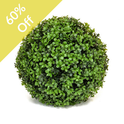 Topiary New Buxus Ball 22cm UV