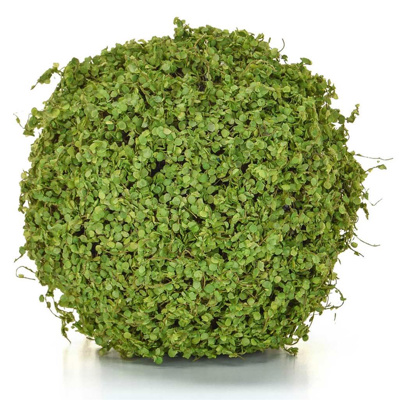 Topiary Ball Moss/twig Green 25cm