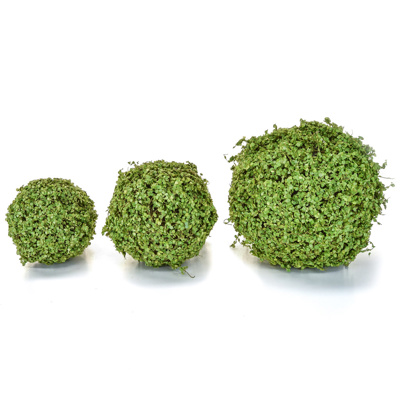Topiary Ball Moss/twig Green 20cm