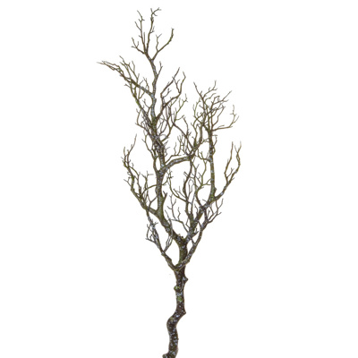 Foliage Wood Green branch YF 96cm
