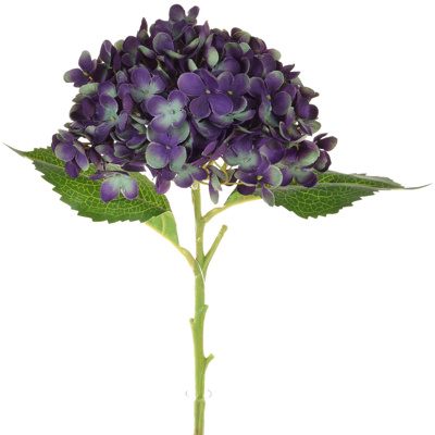 SF Hydrangea Small Antique Purple 52cm