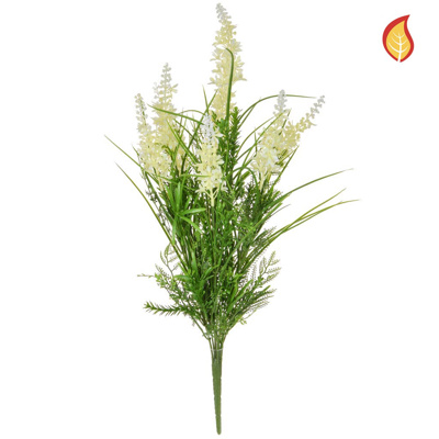 Grass Mix with White FY 44cm FR