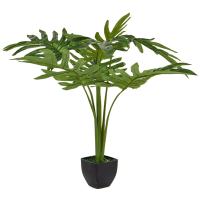 Plants Potted Split Leaf GS 82cm