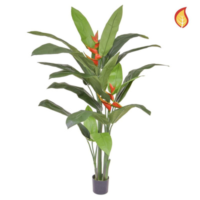 Palm Heliconia 170cm FR
