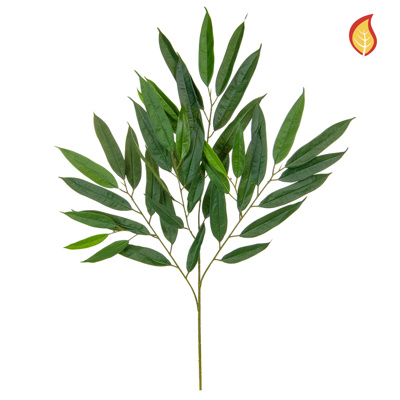 Foliage Longfolia Spray 42lvs 83cm FR